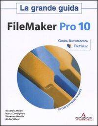 Filemaker Pro 10. La Grande Guida. con CD-ROM.