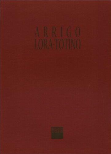 Lora Totino Arrigo. Le vocali, le consonanti, la lotta.