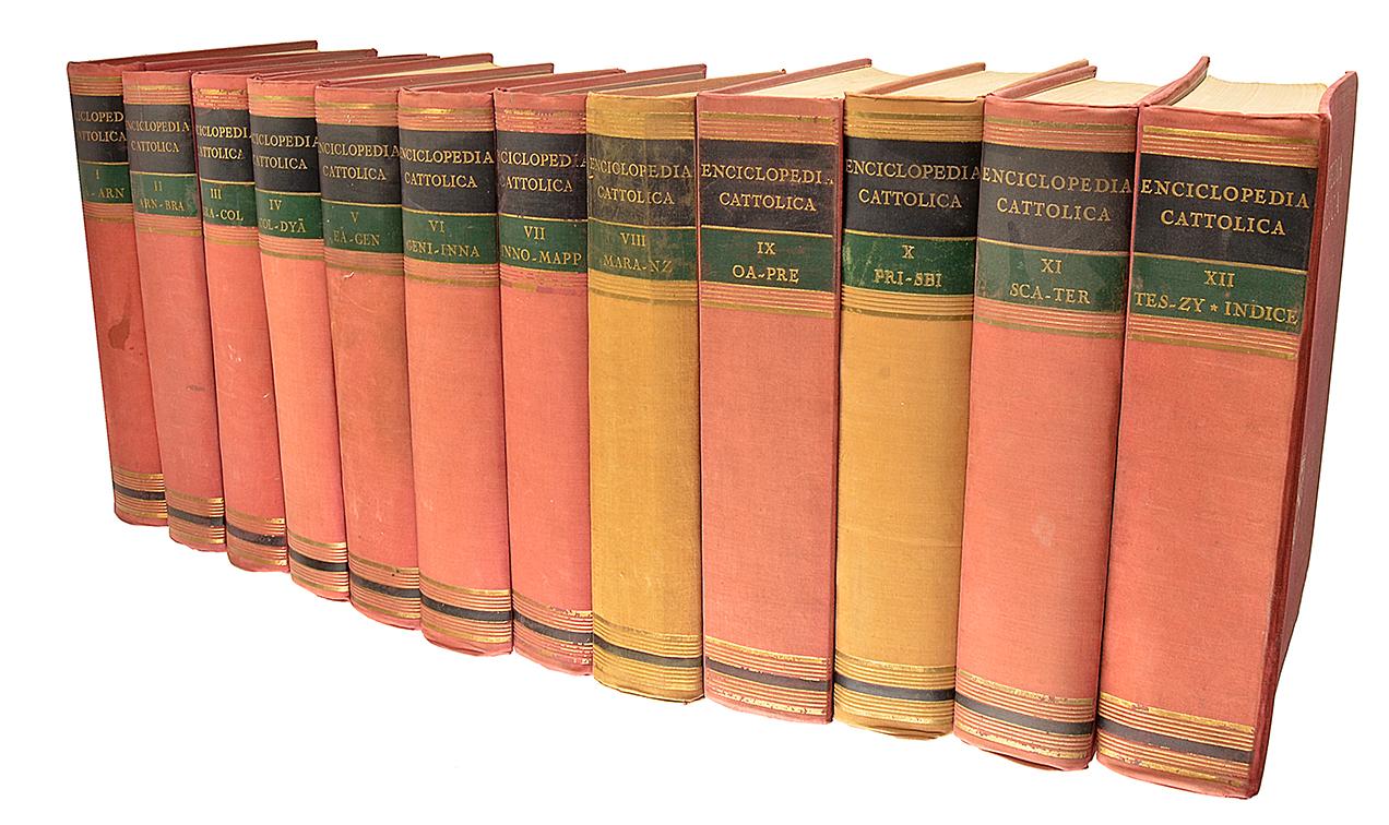 Enciclopedia Cattolica