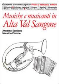 Musiche e musicanti in alta Val Sangone.