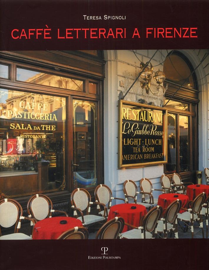 Caffè letterari a Firenze