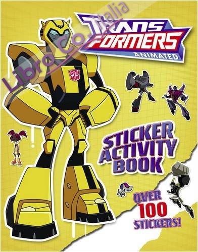 Transformers Animated: Sticker Book