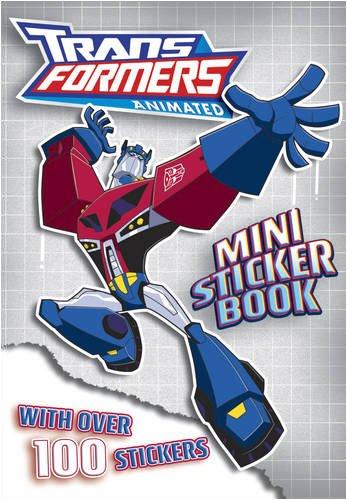 Transformers Animated - Mini Sticker Book.