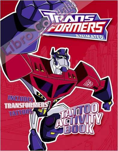 Transformers Animated - Activity Book