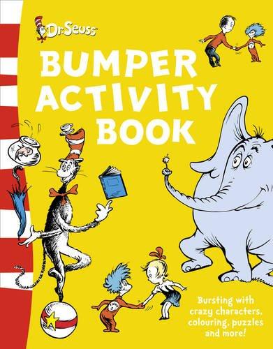 Dr. Seuss Bumper Activity Book