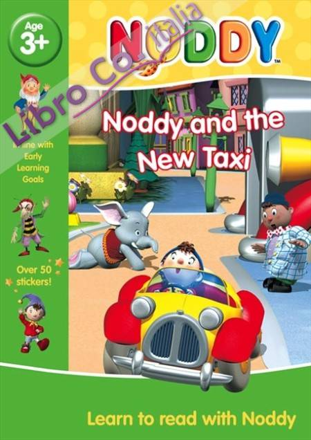 Noddy and the New Taxi.