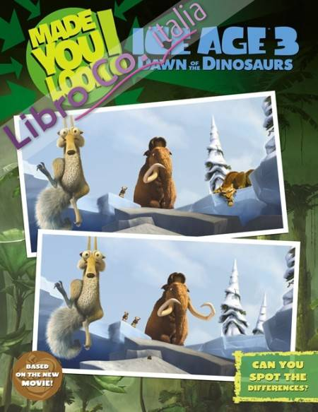 Dawn of the Dinosaurs: Made You Look!