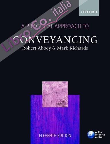 Practical Approach To Conveyancing.