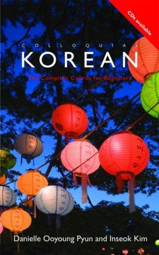 Colloquial Korean.