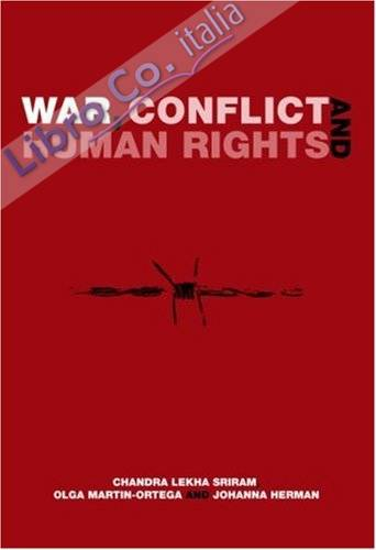 War, Conflict and Human Rights.