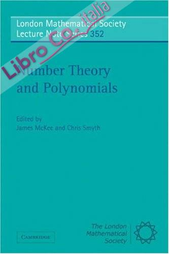 Number Theory and Polynomials.
