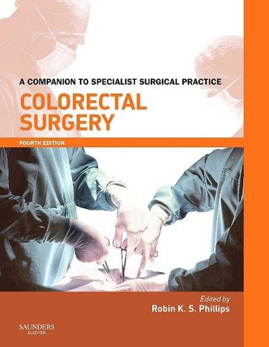 Colorectal Surgery.