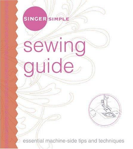 Singer Simple Sewing Guide.