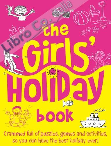 Girls' Holiday Book.