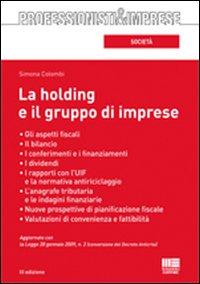 La holding e il gruppo di imprese