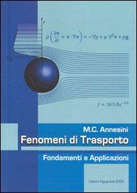 Fenomeni di trasporto fondamenti e applicazioni