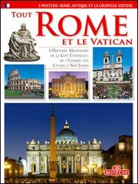 Tutta Roma e il Vaticano. Ediz. francese
