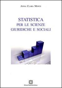 Statistica per le scienze giuridiche e sociali
