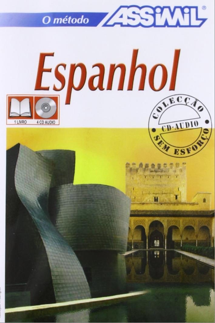 Espanhol. Collecçao sem esforço. Con 4 CD Audio