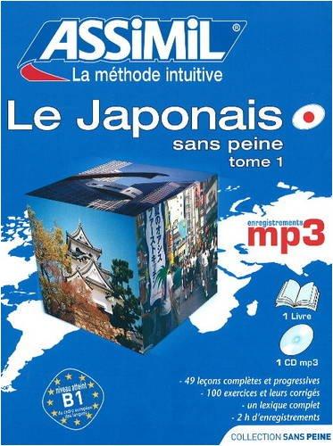 Le japonais sans peine. Con CD Audio formato MP3. Vol. 1