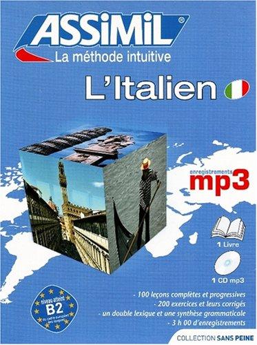 L'italien. Ediz. bilingue. Con CD Audio formato MP3