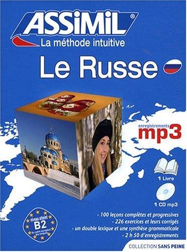 Le russe. Con CD Audio formato MP3.