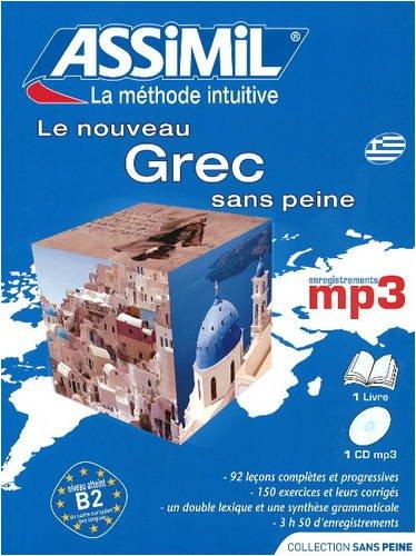 Le nouveau grec sans peine (moderne). Con CD Audio formato MP3