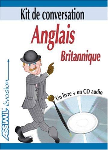 Anglais britannique. Con CD Audio