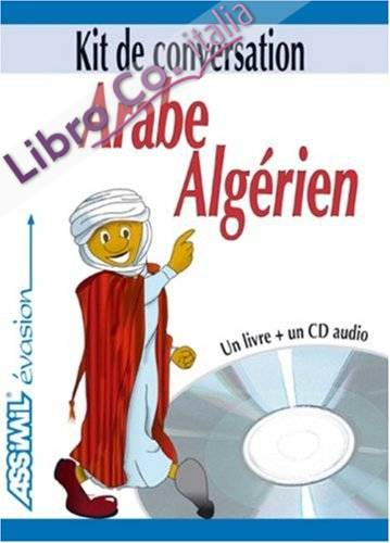 Arabe algerien. Con CD Audio
