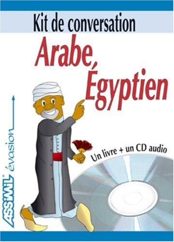 Arabe egyptien. Con CD Audio