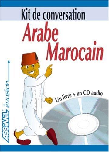 Arabe marocain. Con CD Audio