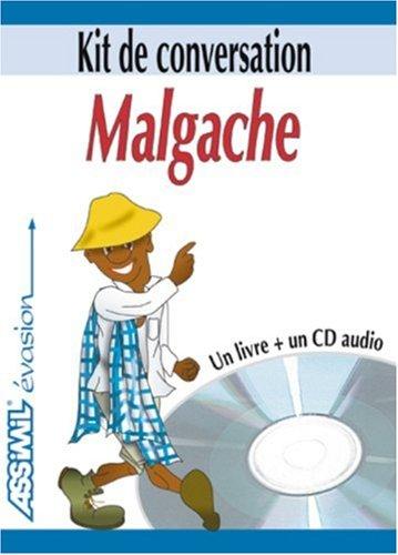 Malgache. Con CD Audio