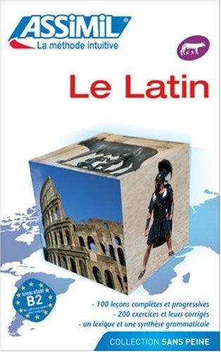 Le latin.