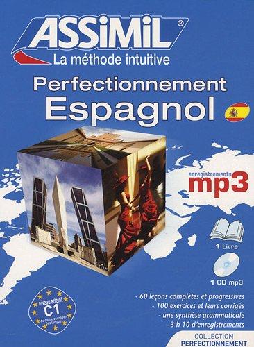 Perfectionnement espagnol. Con CD Audio formato MP3