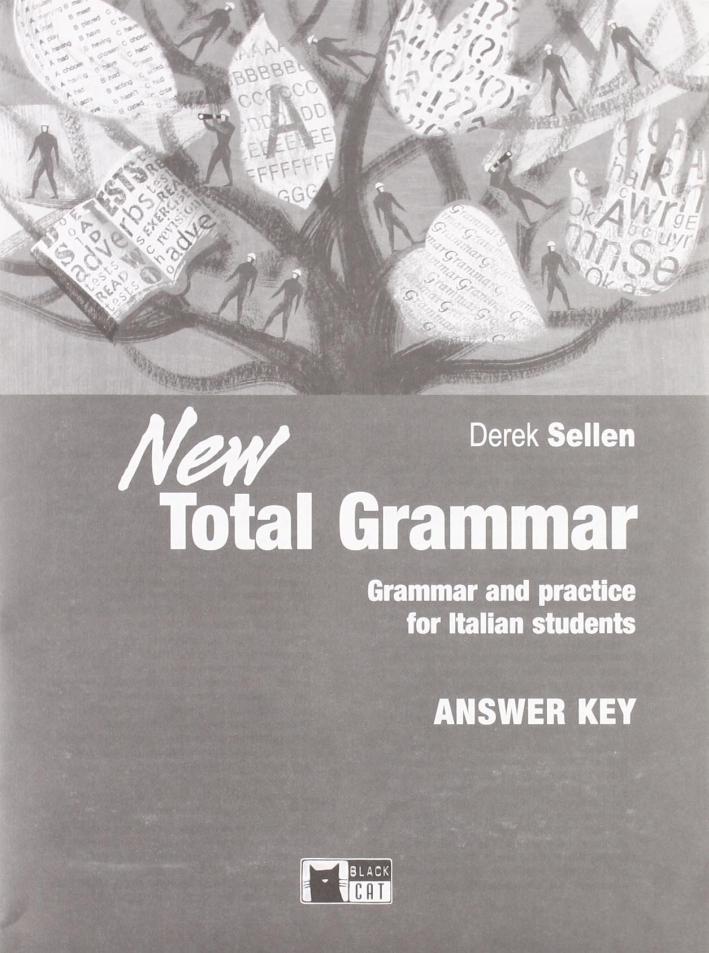 New total grammar teacher book
