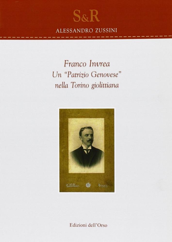 Franco Ivrea. Un