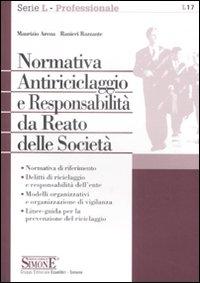 Normativa antiriciclaggio e responsabilità da reato delle società.