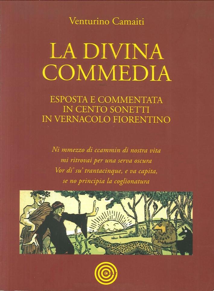 La divina commedia in vernacolo fiorentino