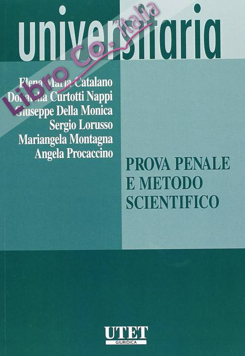 Prova penale e metodo scientifico