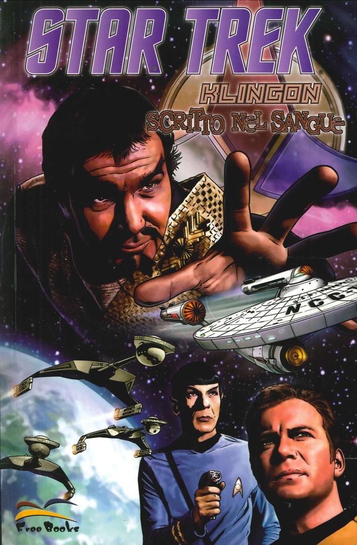 Star Trek-Klingon. Scritto nel Sangue