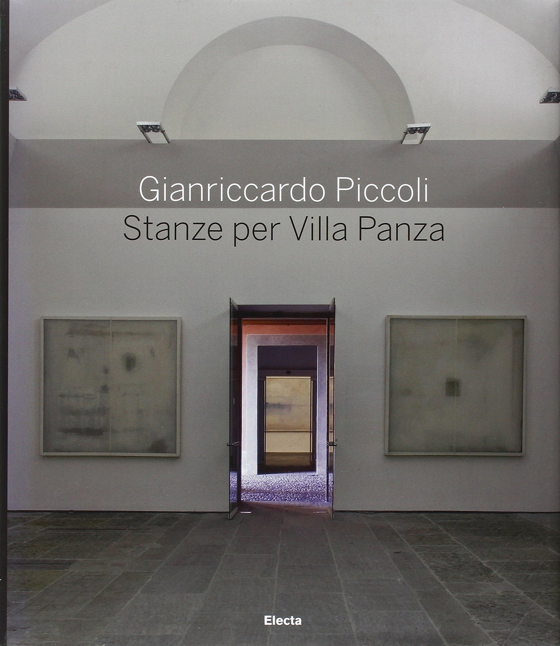 Gianriccardo Piccoli. Stanze per Villa Panza