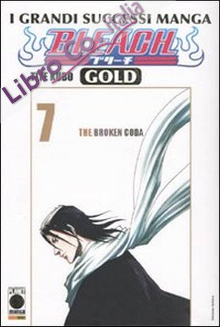 Bleach gold deluxe. Vol. 7: The broken coda