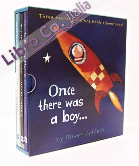 Once There Was A Boy Boxset