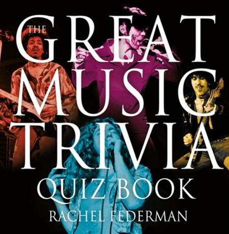Great Music Trivia Quiz Book