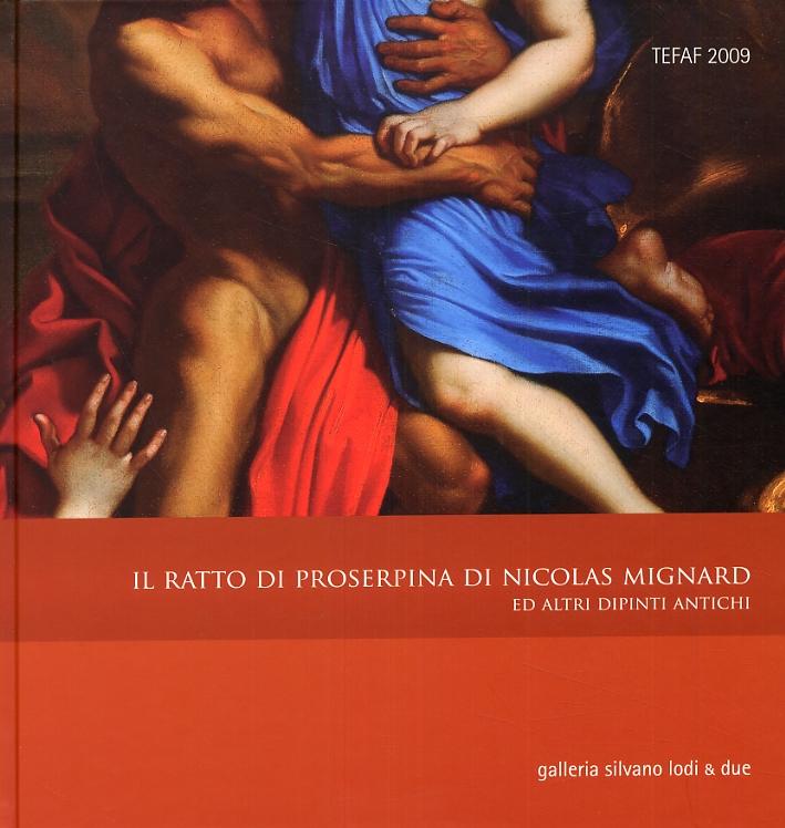 Il Ratto di Proserpina di Nicolas Mignard ed Altri Dipinti Antichi