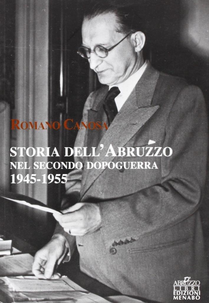 Storia dell'Abruzzo nel secondo dopoguerra (1945-1955)