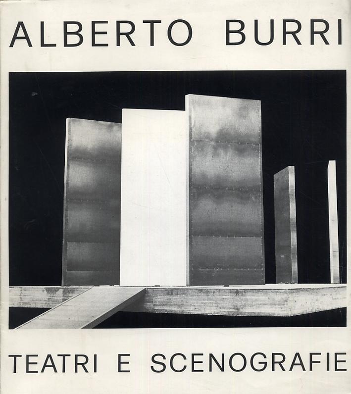 Alberto Burri. Teatri e scenografie