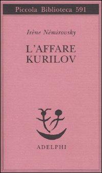 L'affare Kurilov.