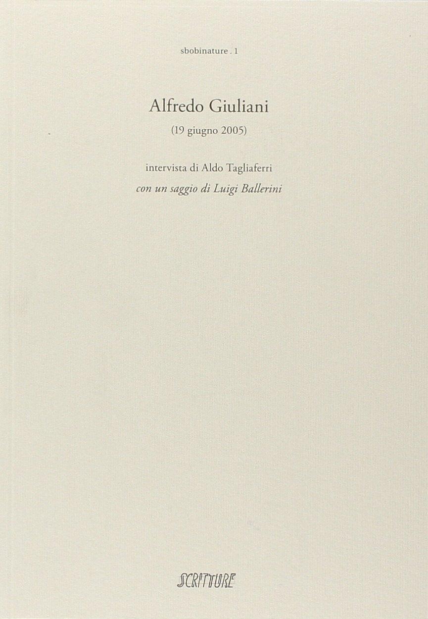 Alfredo Giuliani (19 giugno 2005)