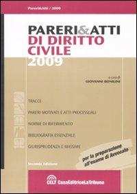 Pareri & atti di diritto civile